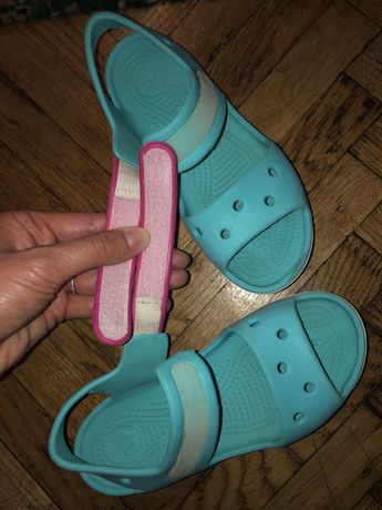 Crocs на прекрасную леди