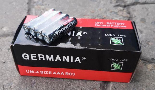 ∎∎АКЦИЯ∎∎ Батарейки «Germania» АА/ААА Пальчиковые и мини пальчиковые