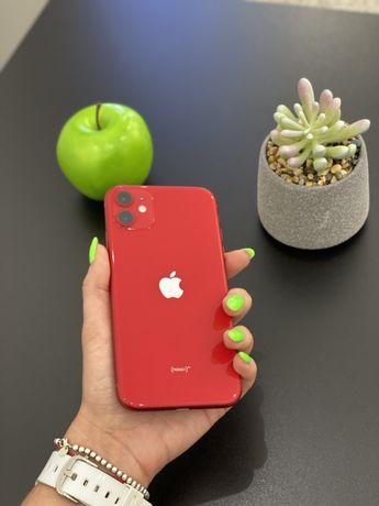 Apple iPhone 11 64GB Red. Neverlock