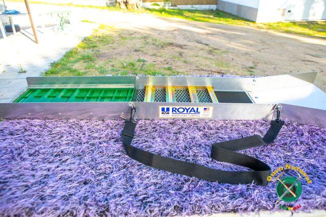 Calha escoamento dobravel da Royal garimpo (por encomenda)