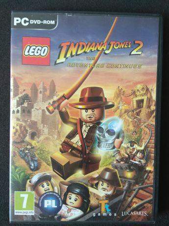 Gra na PC Lego Indiana Jones 2