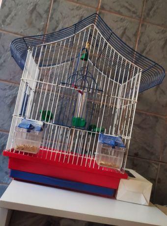 Клетка для попугаев. БЕЗ ТОРГА