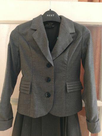 Школьный пиджак костюм форма