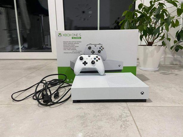 Xbox One S All-Digital Edition JAK NOWA! GWARANCJA!