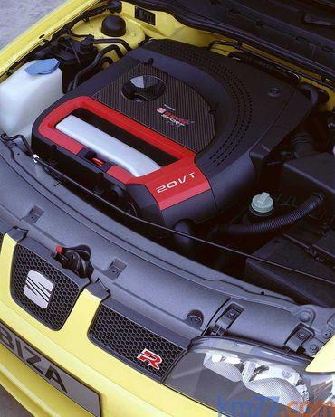 Seat Ibiza TDI Sport Cupra 6k2 (PACK 3 PEÇAS)