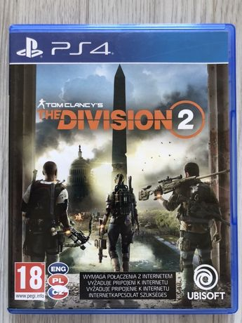 The Division 2 PL - PlayStation 4 (PS4)