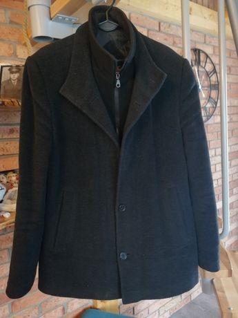 Płaszcz męski zimowy L