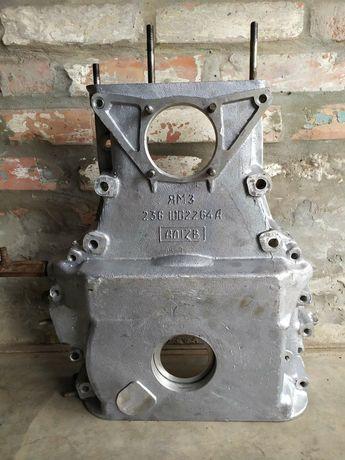 Крышка(передняя) двигателя ЯМЗ