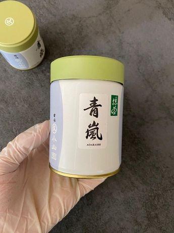 Чай матча (маття) Aoarashi с Японии(оригинал)премиум Marukyu Koyamaen