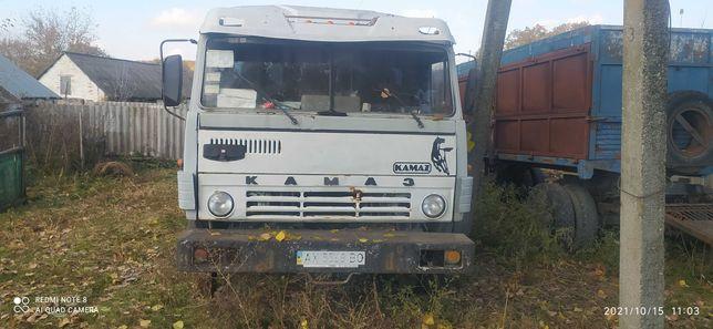 КамАЗ 5320 можно и с прицепом