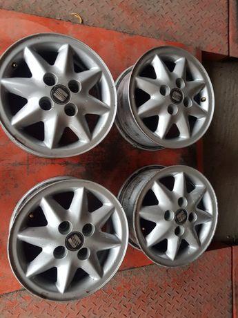 Felgi Aluminiowe Volkswagen-Seat R13 4x100 ET43 -5.5J