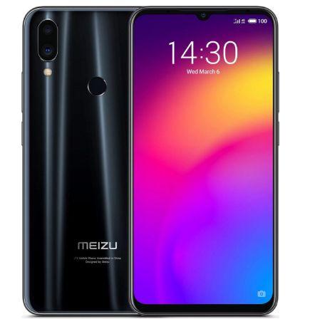 Meizu Note 9 4/128 Gb Black GSM+CDMA Международная версия