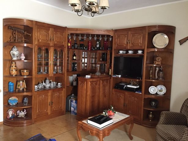 Bar de sala de estar
