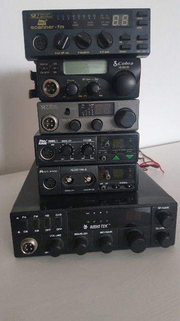 CB Radio Radia Mikrofon