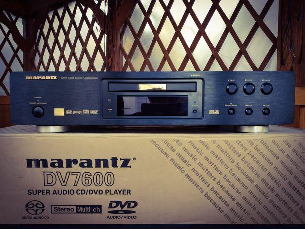 MARANTZ DV7600 Супер аудио CD плеер.
