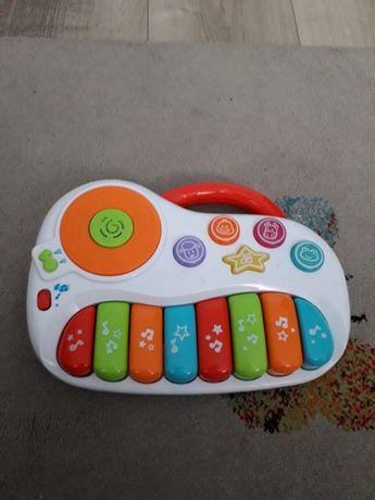 Grające pianinko