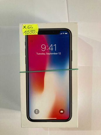 Iphone X 64GB *UŻYWANY*