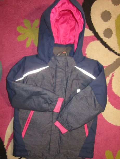 Термо куртка на девочку H&M новая