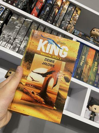 Stephen King , mroczna wieża 3 - Ziemie jałowe