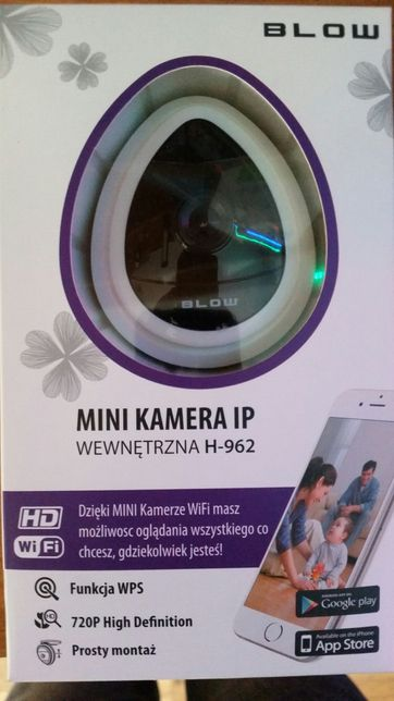 Kamera IP WiFi .