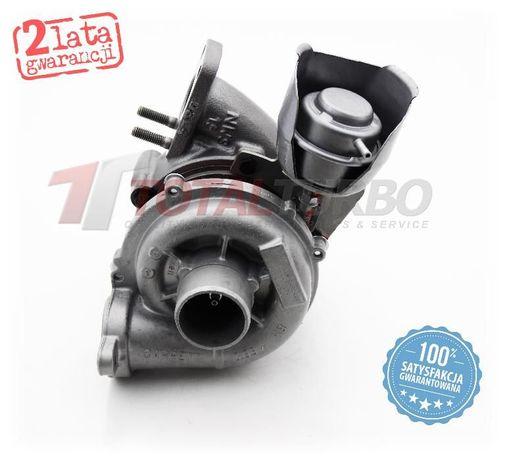 Turbosprężarka turbina Ford Focus II Mondeo III C-MAX 1.6 TDCi