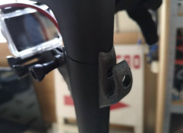 Gancho/suporte trotinete xiaomi m365 / pro