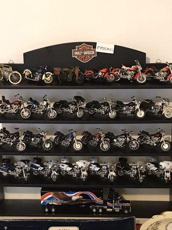 Motos Harley Davison