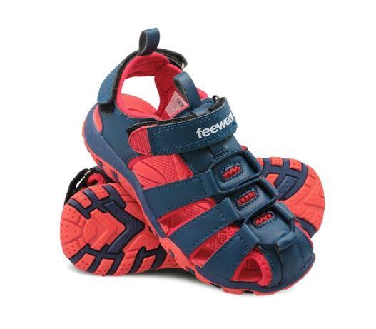 Sandały lekkie, Nowe 31(wkładka 19cm) Feewear