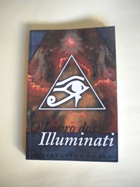 O Livro dos Illuminati de Robert Anton Wilson