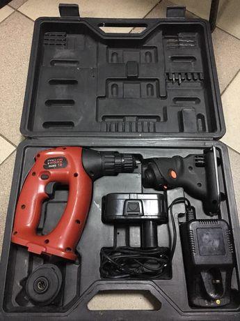 Многофункциональный шуруповерт инструмент 3 в 1 Pro Work