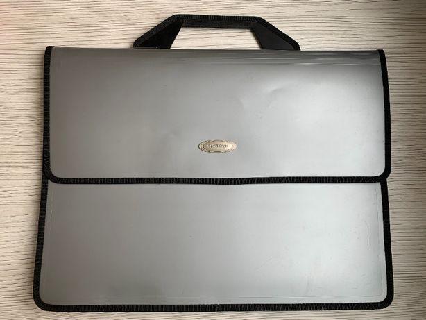 Папка-портфель для эскизов, рисунков Databank (470*350мм)