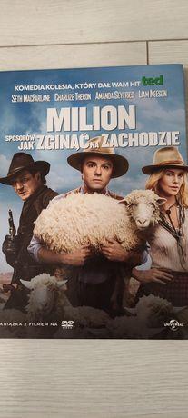 Film DVD Milion sposobów jak zginąć na Zachodzie
