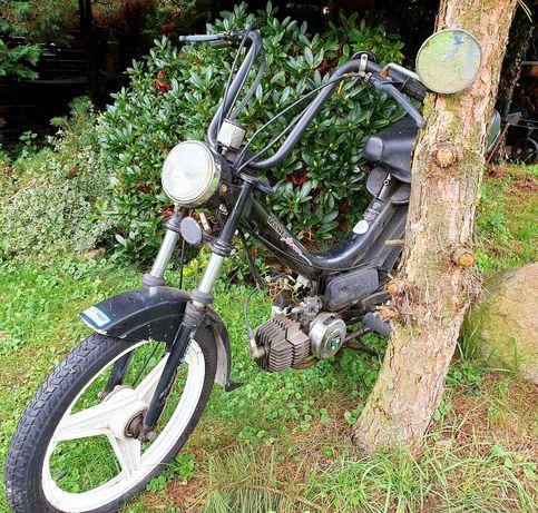 Motorower Manet Korado, Piaggio, Puch zamiana na perkusję