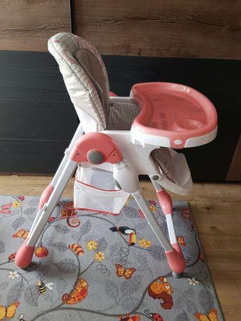 Krzesełko do karmienia Baby mix