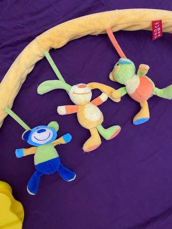 Мобиль на кроватку игрушка для детской кроватки