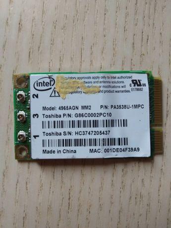 Karta Wifi Intel 4965AGN MM2