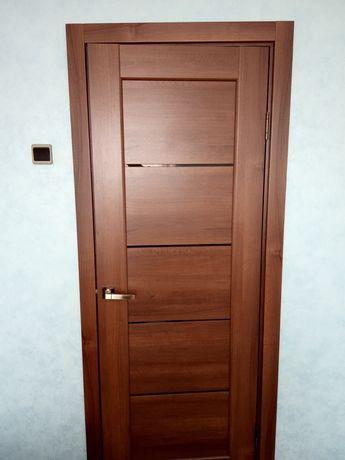 Установка, межкомнатных, входных дверей, арок