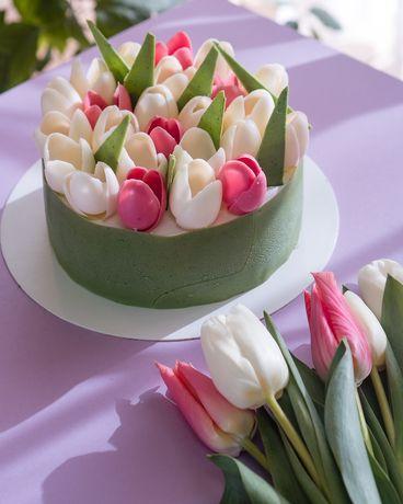 Торт  от кондитерской  «Хлiбна Хата» гарантия качества