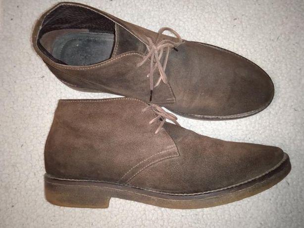 Туфли замшевые из Америки Maddison размер 43