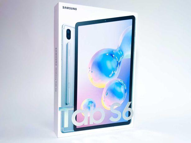 Tablet Samsung Galaxy Tab S6 LTE 128GB Blue Polska Dystrybucja Lublin
