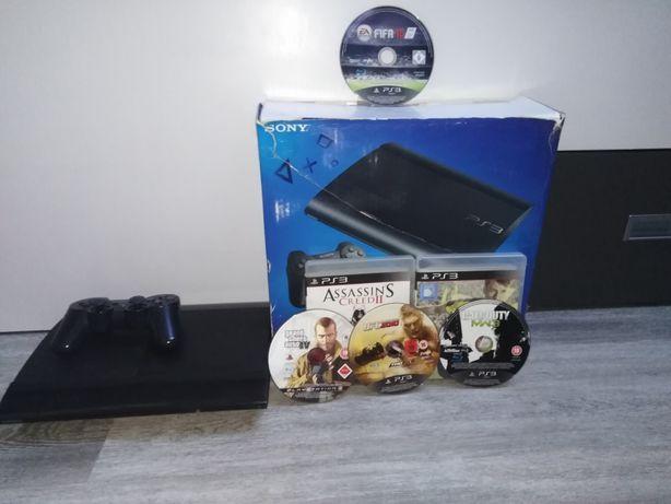 PS3 super slim tanio