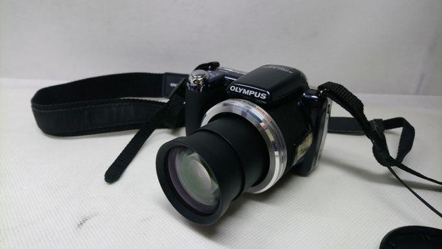 APARAT fotograficzny OLYMPUS SP-810UZ