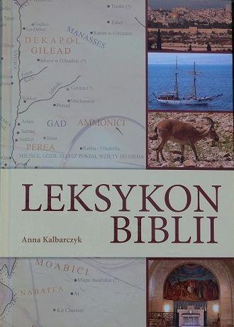 Książka Leksykon Biblii. Kompendium wiadomości biblijnych