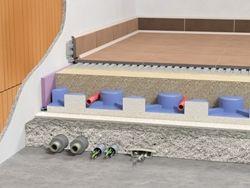 styropian podłogowy, pod posadzkę, styrobeton, pianobeton, izolacja