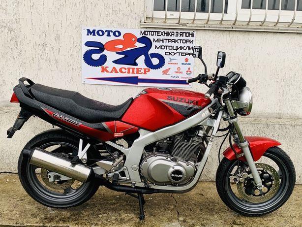 Suzuki GS 500 с Германии мотоцикл байк
