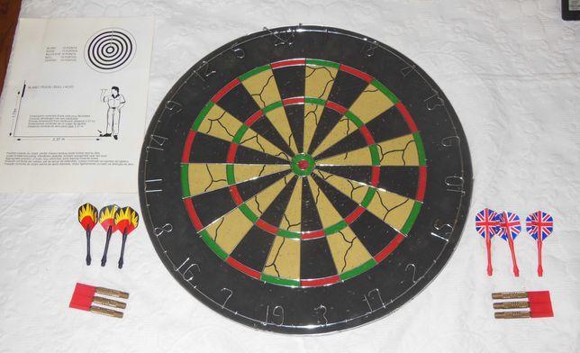 Jogo de dardos - campeonato/treino