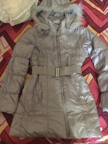 На девочку 11-13 лет курточки
