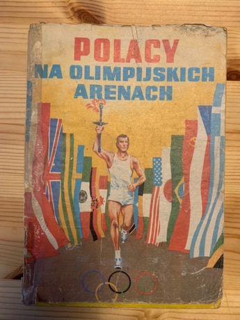 Polacy na olimpijskich arenach Komiks wyd. I 1975