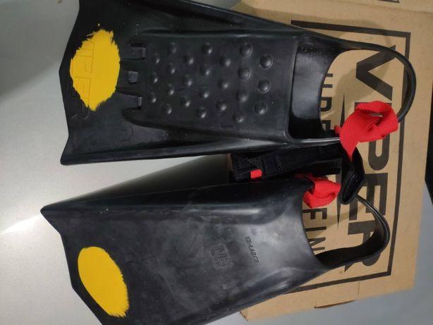 Pés de pato bodyboard viper
