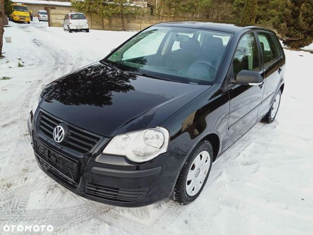 Volkswagen Polo Klima 5 Drzwi Super Stan Z Niemiec Po Oplatach